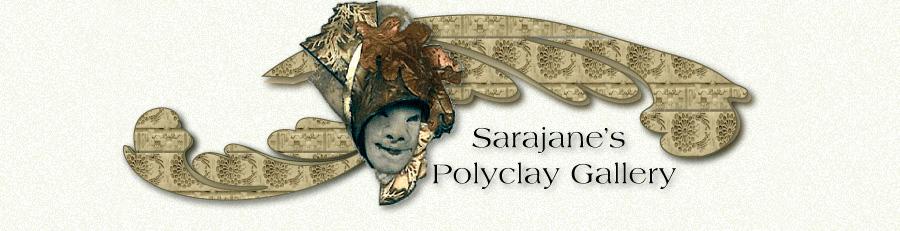 Sarajane's Polyclay Gallery