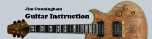 Jim Cunningham Guitar Instruction