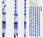 blue-bead-pattern