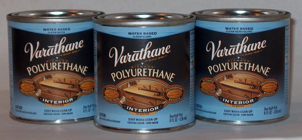 Rustoleum Varathane