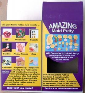 Amazing Mold Putty