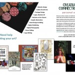 Creative Connections brochure Sarajane Helm