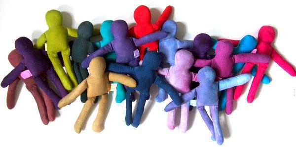 dyed doll bodies for spirit dolls