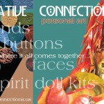 Creative Connections logo and ad