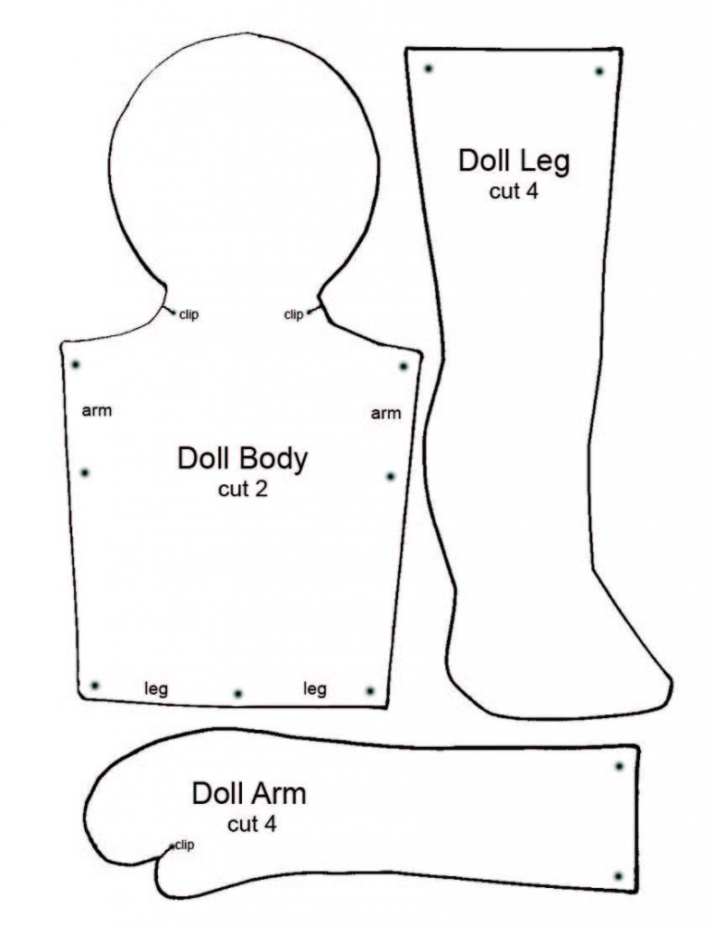 Free+Cloth+Doll+Face+Patterns Rag Doll Patterns Free My Patterns | Car ...