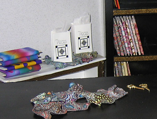 miniature quilt store items