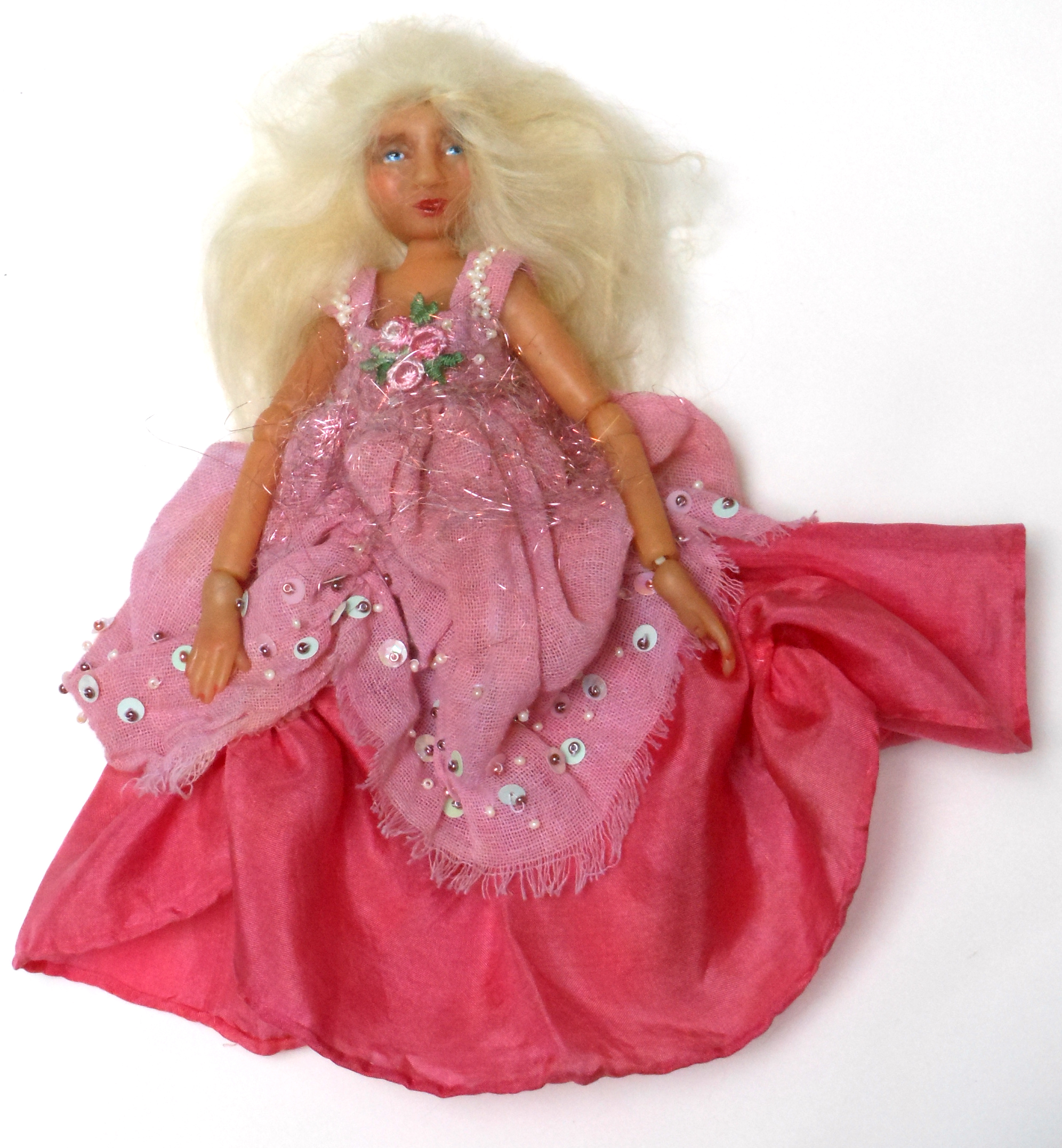 Lulabelle, a Ball Joint Doll